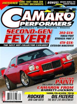 Camaro Performers Magazine
